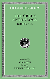 Greek Anthology I
