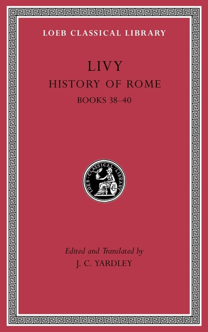 History of Rome, Volume XI